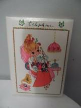 NOS Vintage 1960s Telephone Address Book Big Eyes Japan - $19.75