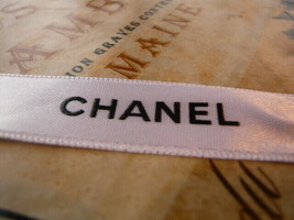 8 x Chanel ribbons in different lengths - $9.82