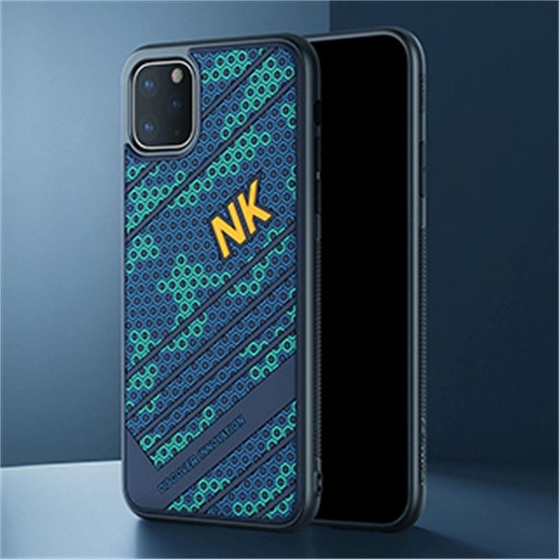 iPhone 11 Pro Max NILLKIN 3D Texture Striker Case image 1