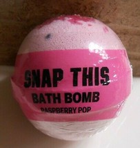 Victoria's Secret Raspberry Pop Bath Bomb Snap This - $3.99