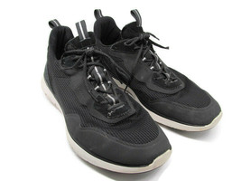Cole Haan Zerogrand Nimbus Cloud C30179 Mens Black Mesh Trainer Size US ... - $57.23