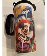 Disney World Parks Mickey Mouse Club Travel Resort Whirley Drink Works M... - $13.81