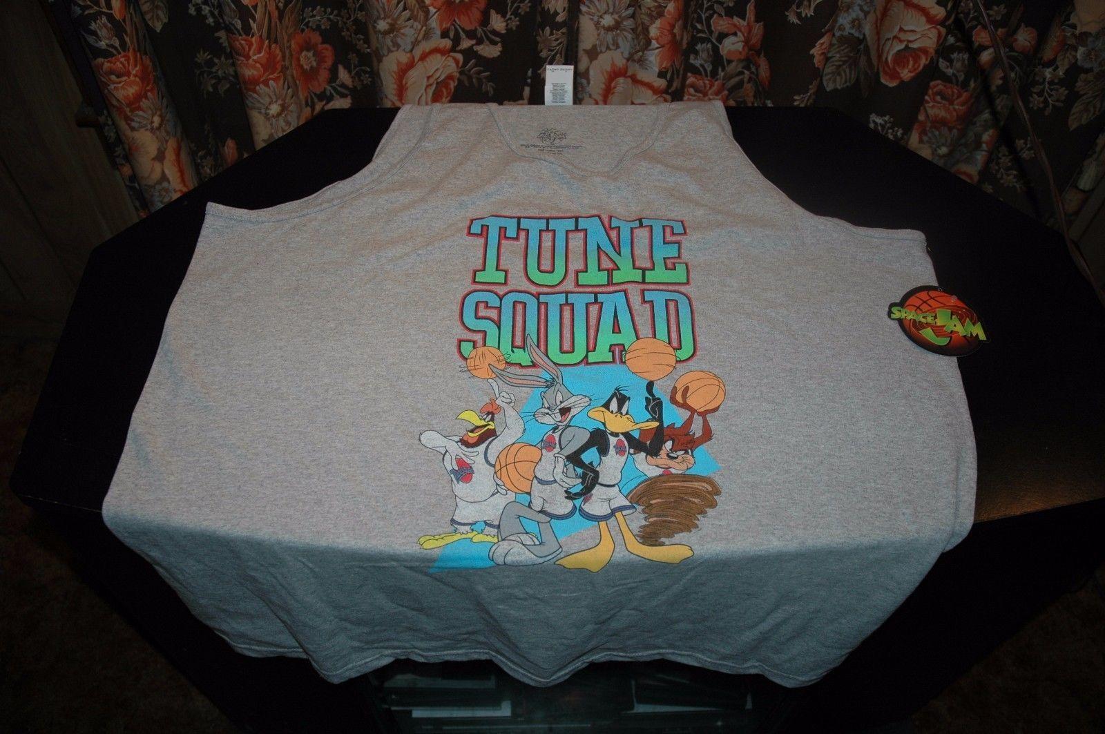 23092ab01224fe S l1600. S l1600. Previous. Space Jam movie TAZ DEVIL Bugs Bunny Daffy  Looney Tunes mens Tank Top T-Shirt