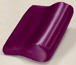 AB Contour Pillow Satin Burgundy - $29.82