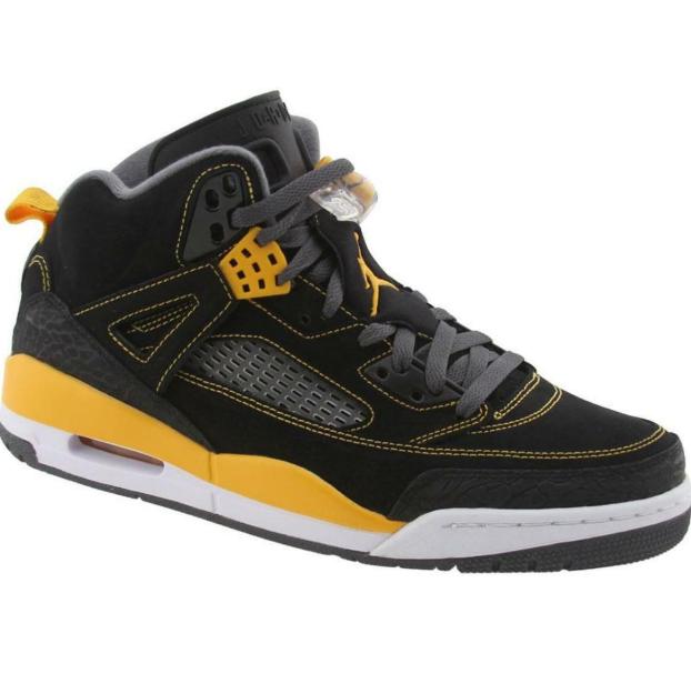 competitive price 16d2f 7b43e Nike Air Jordan Spizike Black University and similar items. 57
