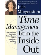 Time Management From the Inside out (00) by Morgenstern, Julie [Paperbac... - $17.82