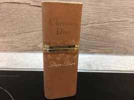 RARE DIOR-DIOR by CHRISTIAN DIOR 0.5oz/ 15 ml vintage used - $118.80
