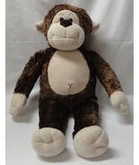 "BABW MARVELOUS MONKEY Retired Brown 18"" inch Plush Build A Bear - $19.99"