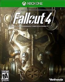 Fallout 4 - Xbox One Video Game [Used Good]