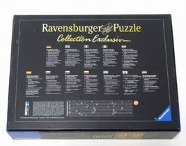 Ravensburger Puzzle 1000 Collection Exclusiv Historical World Map 16002 NEW NIB image 3
