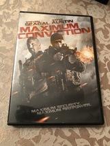 MAXIMUM CONVICTION Steven Seagal Steve Austin Dvd  - $5.00