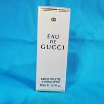Eau de Gucci by Gucci 0.7 oz / 20 ml Eau De Toilette spray for women - $89.76
