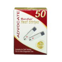 Advocate Redi-Code+ Test Strips 50ct - $9.99