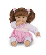 "Melissa and Doug Mine To Love Brianna Baby Doll 12"" 4883 - $18.99"