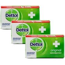 Dettol Soap, 2.5oz Pack of 3 - $9.80