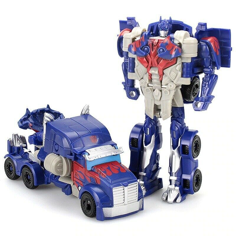 Primary image for Transformer 2in1 Action Figures Toys for Kids Transformation Robot Kit Optimus ""