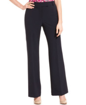 Charter Club Petite Pants, Slim-it-Up Tummy-Control Trousers Size 4P Sho... - $20.79