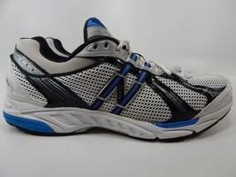 New Balance 737 Size US 12 M (D) EU 46.5 Men's Running Shoes White MR737WB