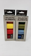 Coats Craft Thread Eclectic Elements 4 Spools Thread - New - $9.99