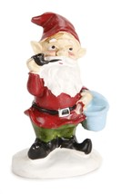 Yard And Garden Minis Gnome Resin 1.25 X 2.25 Inches Assorted - $9.04