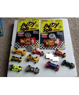Hot Wheels Matchbox Tomica Tomy Indy 500 Penzoil STP Car Racers Lot of (11) - $15.99