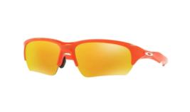 Oakley OO9372-0465 Flak Beta Men's Orange Frame Yellow Lens Genuine Sunglasses - $89.09
