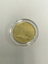 2005 D Gold Plated Minnesota State Quarter UNC FREE Capsule FREE SHIPPING - $4.71