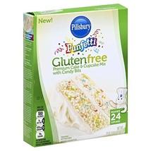 Pillsbury Funfetti Gluten Free Cake Mix - 17 oz