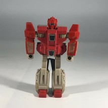 Vintage Transformer 1987 Red Gray Hasbro Takara - $49.49