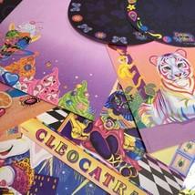 Lisa Frank Vintage Rare Stationery Lot Ice Cream Cleocatra Fruit Elephant Dream image 2