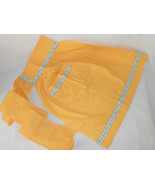 Apron - Sunny Yellow with one Pocket - $15.00