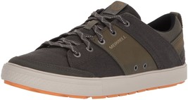 MERRELL MEN'S RANT DISCOVERY LACE CANVAS SNEAKER BELUGA 10 M US - $79.99