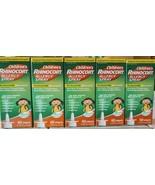 Lot 5 Children's Rhinocort Allergy Nasal Spray 60 Count Sprays Each Expi... - $8.59