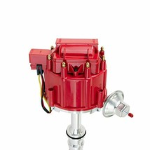 FORD 330 361 391 HEAVY DUTY TRUCK HEI DISTRIBUTOR RED 1 WIRE HOOKUP image 2