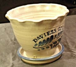 Daviess County Westerwald Stoneware Decorative Planter AA-191831 image 5