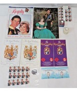 Vintage Collection Prince Charles Princess Diana's 1981 Royal Wedding So... - $99.00
