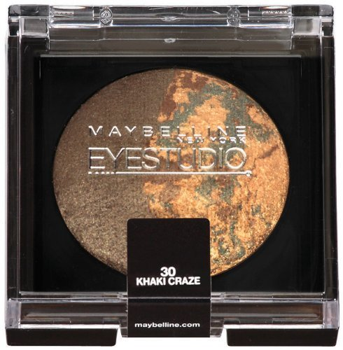MAYBELLINE EYESTUDIO EYE SHADOW #30 KHAKI CRAZE
