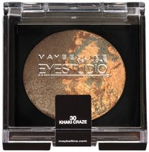 MAYBELLINE EYESTUDIO EYE SHADOW #30 KHAKI CRAZE - $21.00