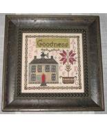 Li'l Abby - Goodness  cross stitch chart Abby Rose Designs - $6.00