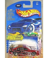 2003 Hot Wheels #87 Carbonated Cruisers 3/5 SS COMMODORE (VT) Dark Red w/Atomix - $11.00