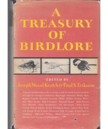 A TREASURY OF BIRDLORE (1962) HC w/Jacket FAT RARE OOP EXCELLENT! - $9.99