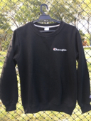 Primary image for Champion black sweatshirt