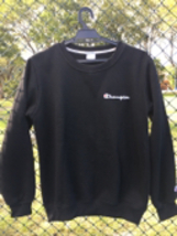 Champion black sweatshirt - $50.00