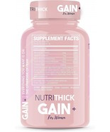 NutriThick Weight Gain & Enhancement Capsules | Butt & Breast Enlargement - $90.22