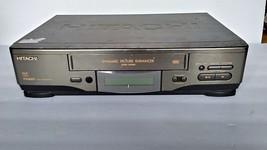 Hitachi Stereo VCR FX621 VHS Video Cassette Recorder Parts/Repair - $18.70