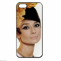AUDREY HEPBURN CLASSY AND BEAUTIFUL Iphone Case 4/4s 5/5s 5c 6 6 Plus 6s... - $14.95