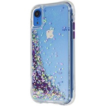 Case-Mate CM037770 Glow Waterfall Case for  iPhone XR - Purple Glow - $17.59