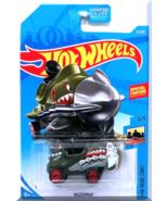 Hot Wheels - Bazoomka: HW Ride-Ons #3/5 - #15/250 (2019) *Green / Treasu... - $3.50