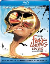 Fear & Loathing In Las Vegas (Blu Ray) (Eng Sdh/Dts Sur 5.1)