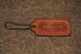 Old Coach Leatherware Key Chain - $15.00